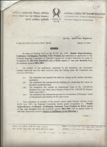 B.ED PAGE1